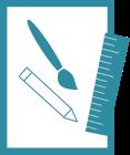 Service: Logo Design & Branding icon